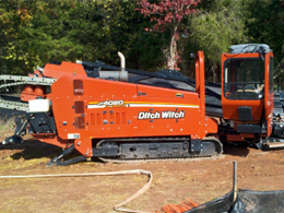 установки ГНБ Ditch Witch® All Terrain