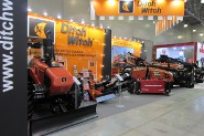 Ditch Witch на СТТ-2013