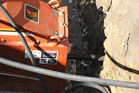 Ditch Witch® PR 75 в России. г. Курган
