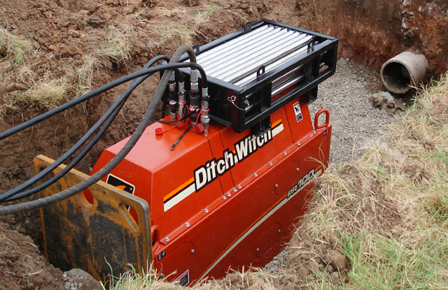 Ditch Witch® PR100